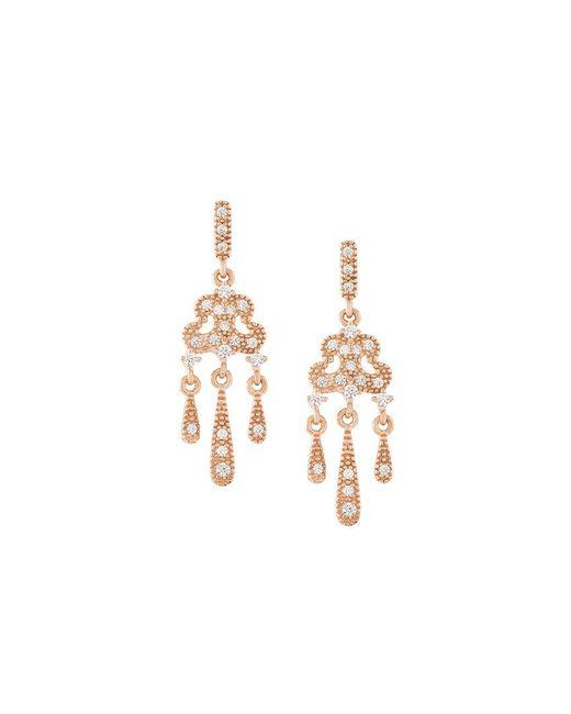 V Jewellery - Metallic Lorelei Earrings - Lyst
