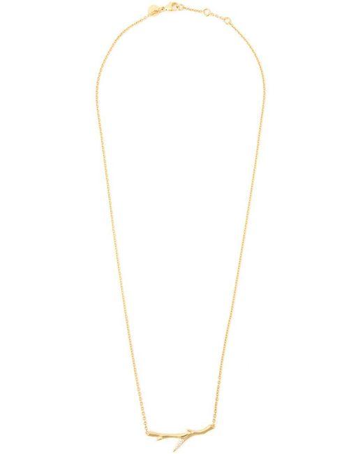 Shaun Leane | Metallic 'cherry Branch' Diamond Necklace | Lyst