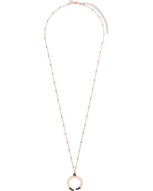 Maha Lozi - Metallic Cosmopolitan Necklace - Lyst