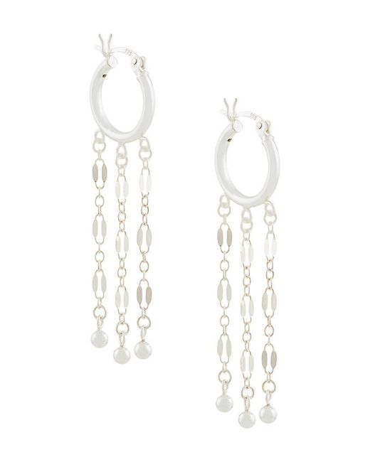 Petite Grand - Metallic Navagio Earrings - Lyst