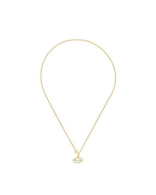 Wouters & Hendrix - Metallic My Favourite Non Pendant Necklace - Lyst