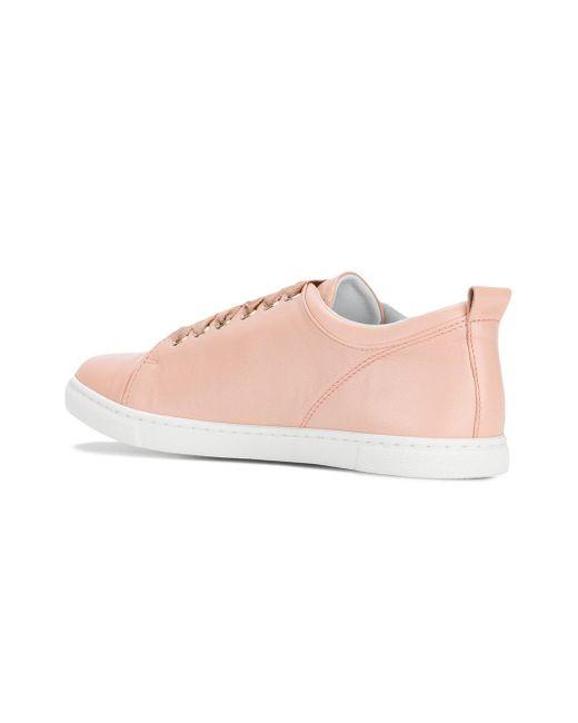 low-top sneakers - Pink & Purple Lanvin i0bTeN