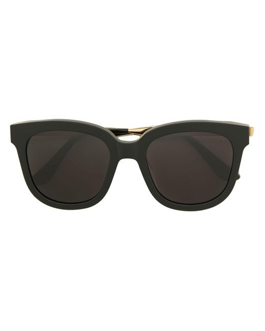 Gentle Monster - Black Absente 01gd Sunglasses - Lyst