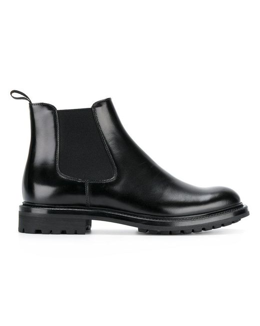 Church's - Black Genie Ankle Boots - Lyst