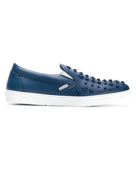 Jimmy Choo - Blue Grove Sneakers for Men - Lyst