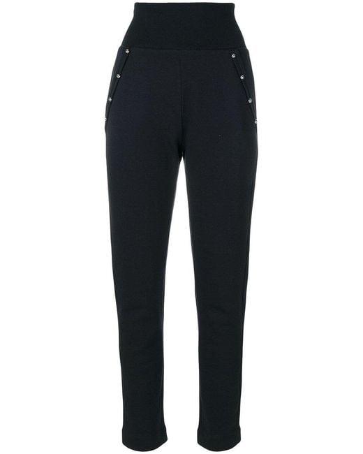 Dorothee Schumacher - Black Straight-leg Trousers - Lyst