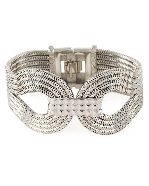 Lara Bohinc | Metallic 'gagarin' Bracelet | Lyst