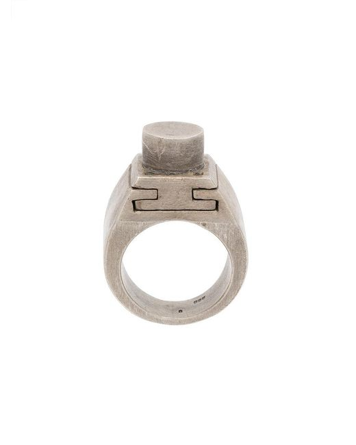 Parts Of 4 | Metallic Sistema V3 Ring for Men | Lyst