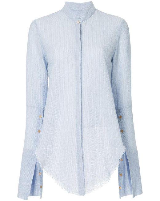 Kitx - Blue Integrity Shirt - Lyst