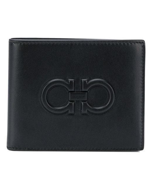 Ferragamo - Black Firenze Wallet for Men - Lyst