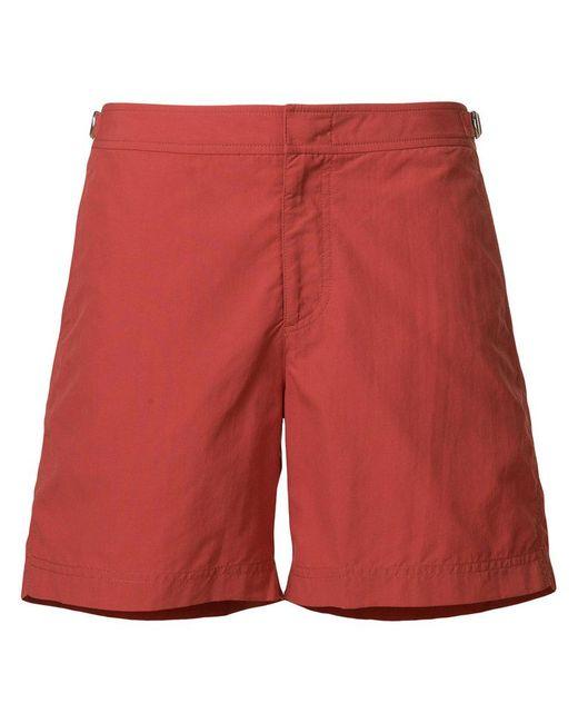 Orlebar Brown | Red Basic Swim Shorts for Men | Lyst