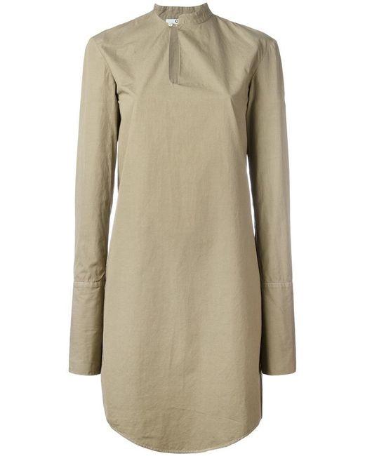 Chalayan - Green Offset Dress - Lyst