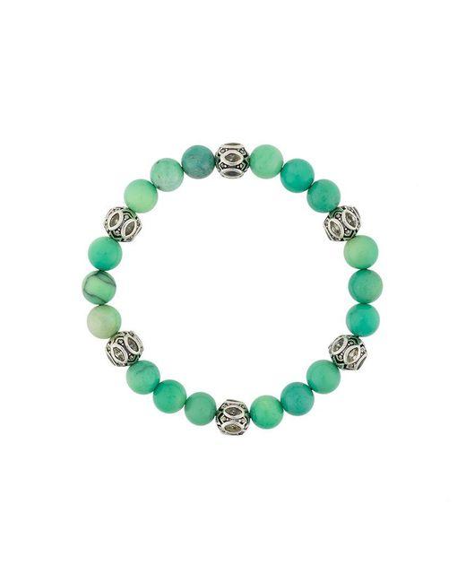 Monan | Green Beaded Bracelet | Lyst