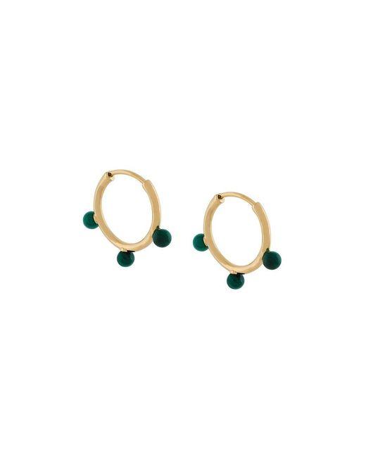 Astley Clarke - Metallic Hazel Hoop Earrings - Lyst