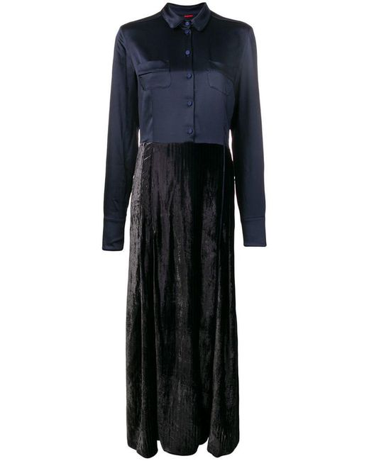 F.R.S For Restless Sleepers - Blue Fedra Long Dress - Lyst