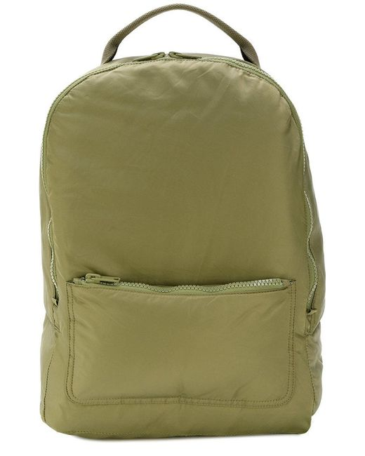 Yeezy - Green Zipped Backpack for Men - Lyst