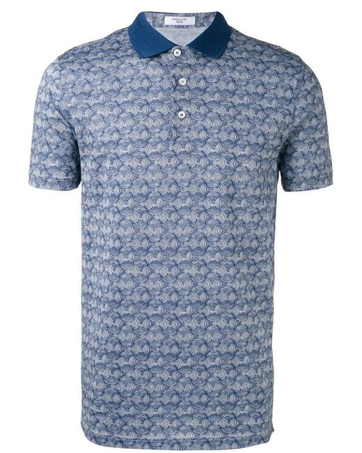 Fashion Clinic Timeless | Blue Polo Shirt for Men | Lyst