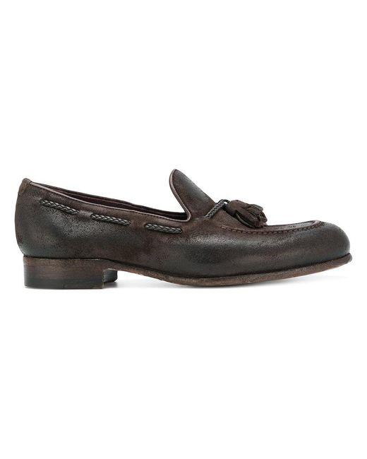LIDFORT Buckled loafers r5KlgwU