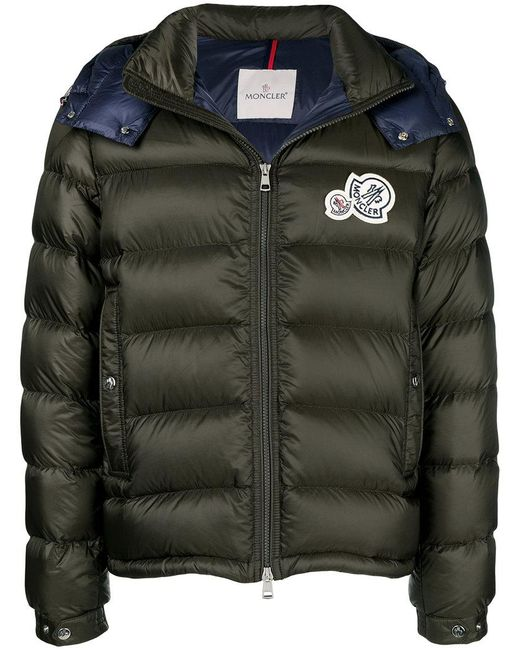 Moncler - Green Bramant Padded Jacket for Men - Lyst
