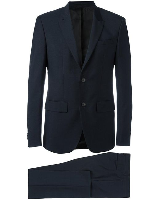 Givenchy | Blue Two Piece Suit for Men | Lyst
