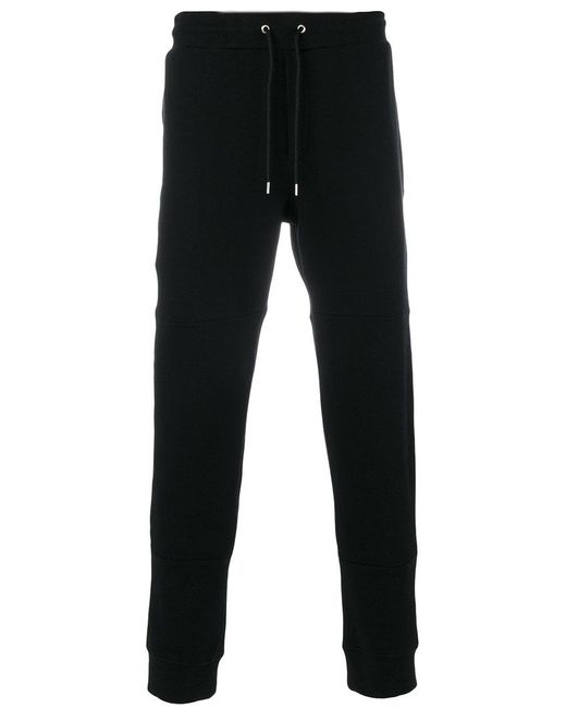 cropped track pants - Black Alexander McQueen Best Store To Get For Sale Cheap Find Great Cheap Countdown Package gYeDYJCCoB