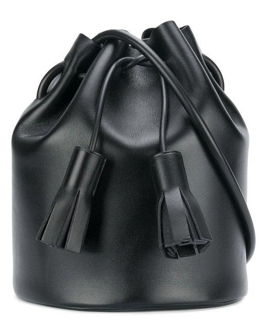 Building Block - Black Drawstring Shoulder Bag - Lyst