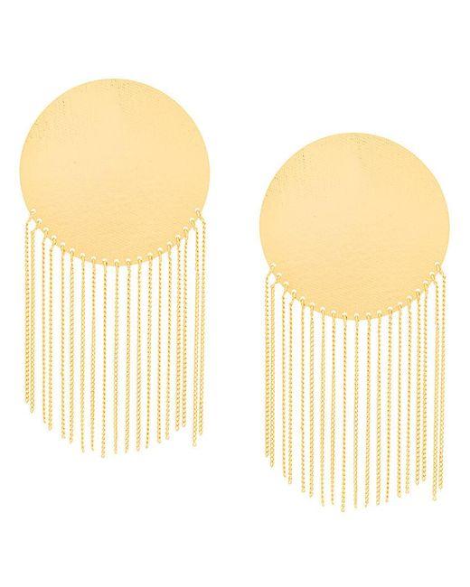 Paula Mendoza - Metallic Cubeo Earrings - Lyst
