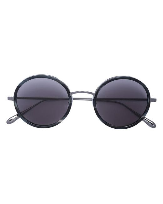 Garrett Leight - Black Playa Sunglasses for Men - Lyst