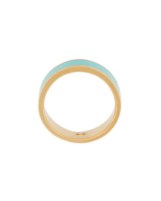 Ca&Lou   Blue Band Ring   Lyst