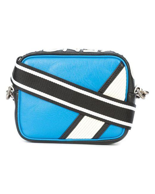 Givenchy - Blue Mc3 Shoulder Bag for Men - Lyst