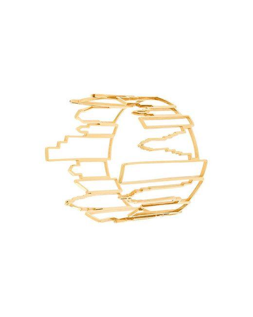 Catalina D'anglade | Metallic Soho Bracelet | Lyst