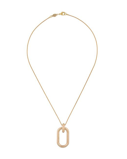 Pamela Love | Metallic Beaumont Pendant Necklace | Lyst