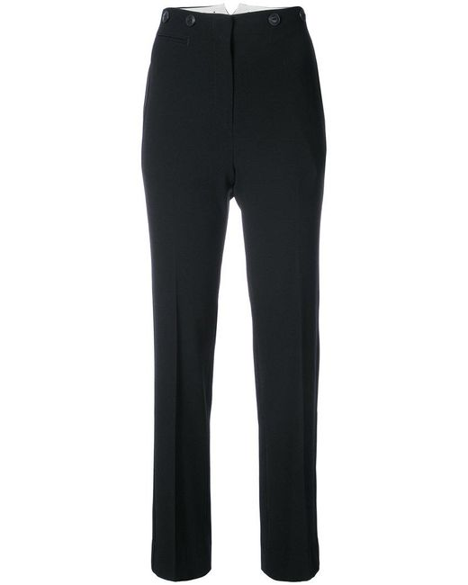 Rag & Bone | Black Dagger Slim-fit Trousers | Lyst