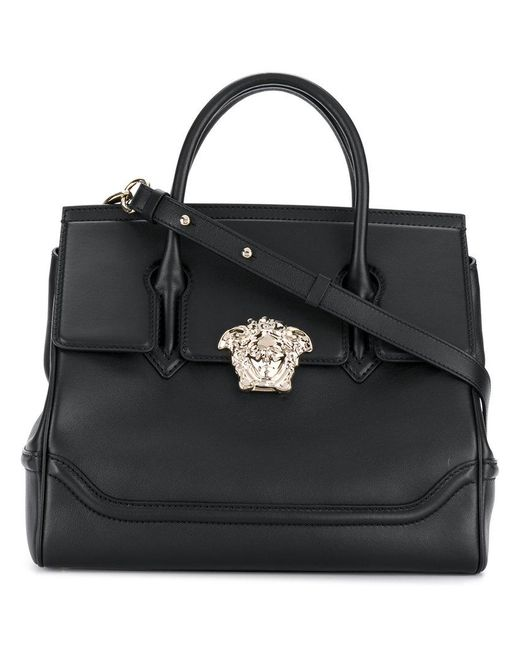 d7fc736022e8 Lyst - Versace Palazzo Empire Bag in Black - Save 25%