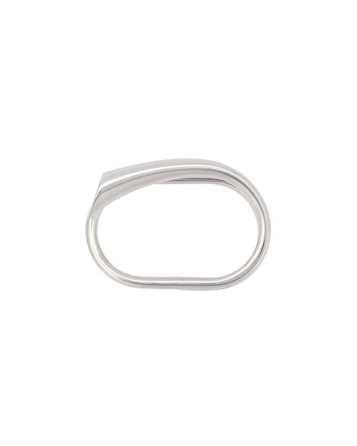 Charlotte Chesnais - Metallic Yeo Ring - Lyst