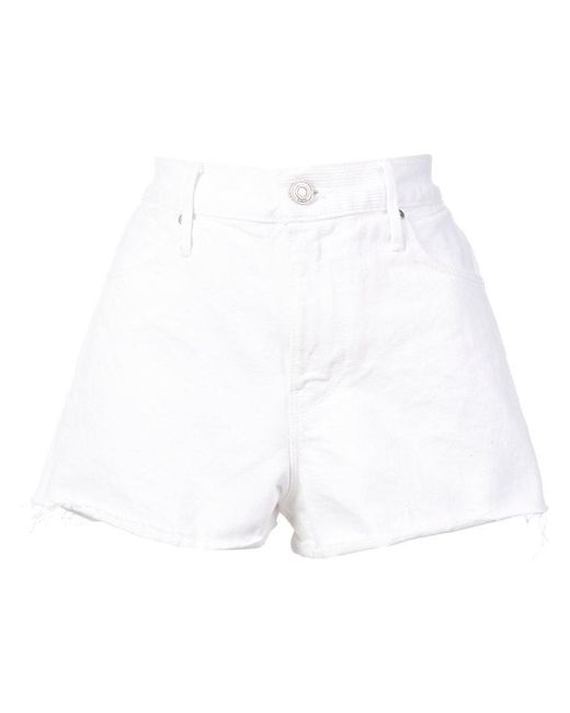 RTA - White Ace Shorts - Lyst