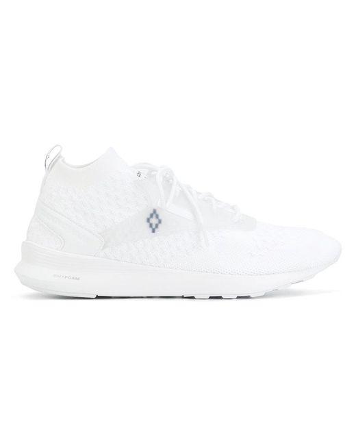 Marcelo Burlon | White Zoku Sneakers | Lyst