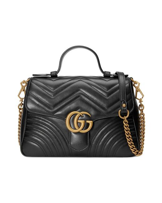 108eb179e937 Gucci Marmont Small Bag Black | Stanford Center for Opportunity ...