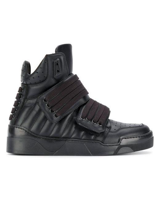 Lacets Baskets Salut-top - Noir Les Hommes kEV8onz