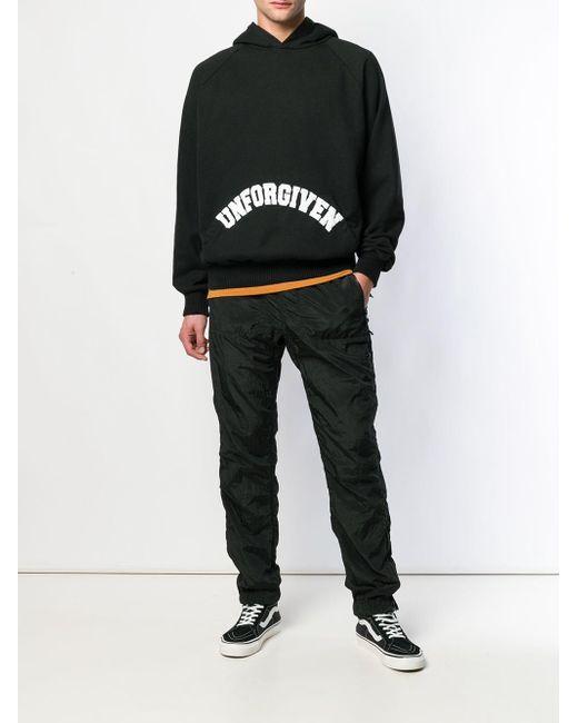 8cbc9c65cce ... Warren Lotas - Black Unforgiven Collegiate Sweatshirt Hoodie for Men -  Lyst ...