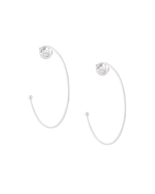 Lara Bohinc - Metallic 'planetaria' Hoop Earrings - Lyst