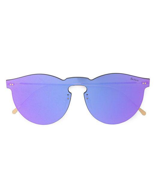 Illesteva - Multicolor Pink Leonard Mask Sunglasses - Lyst