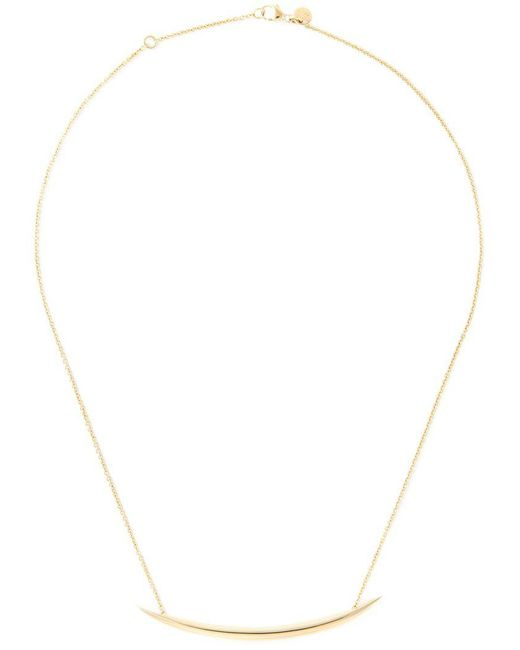 Shaun Leane - Metallic 'quill' Necklace - Lyst