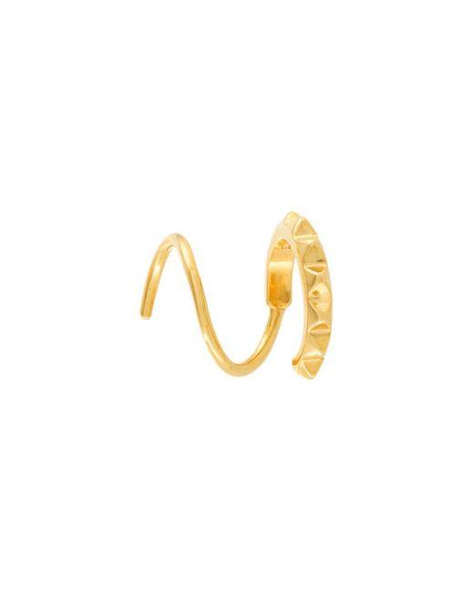 Maria Black - Metallic 'klaxon' Twirl Earring - Lyst