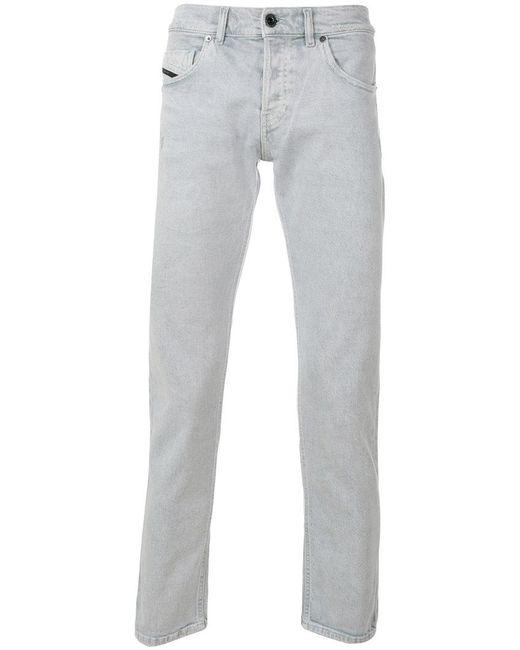 Diesel Black Gold - Blue Skinny Jeans for Men - Lyst