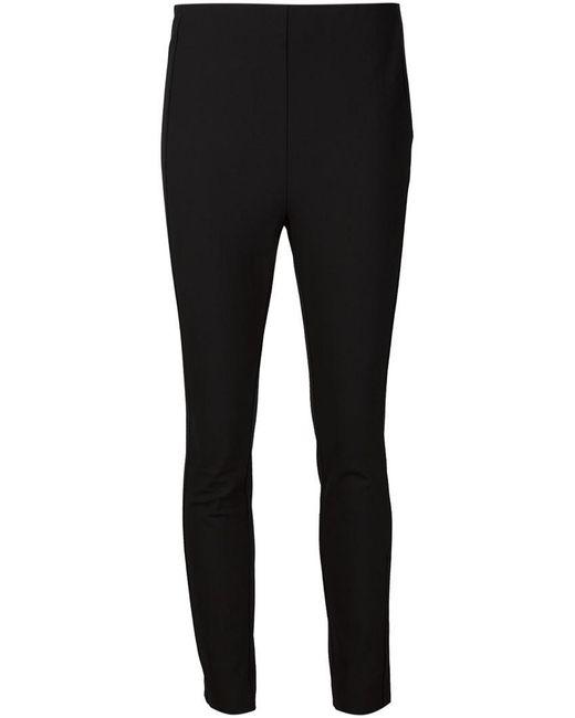 Rag & Bone - Black Skinny Fit Trousers - Lyst