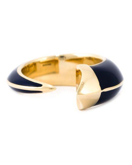 Shaun Leane - Blue 'tusk' Ring - Lyst