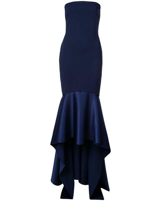 0680a0b1645 Solace London - Blue Kerama Gown - Lyst ...