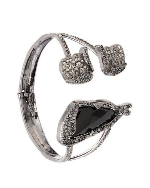 Camila Klein - Metallic Embellished Bracelet - Lyst