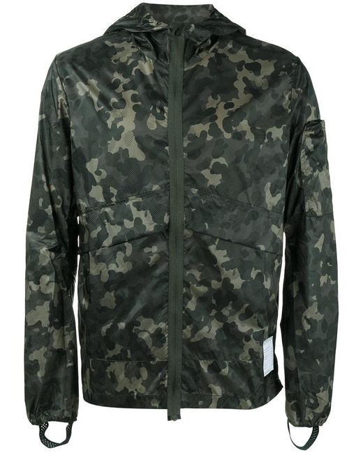 camouflage packable windbreaker jacket SATISFY Knock Off From China gsrRGV